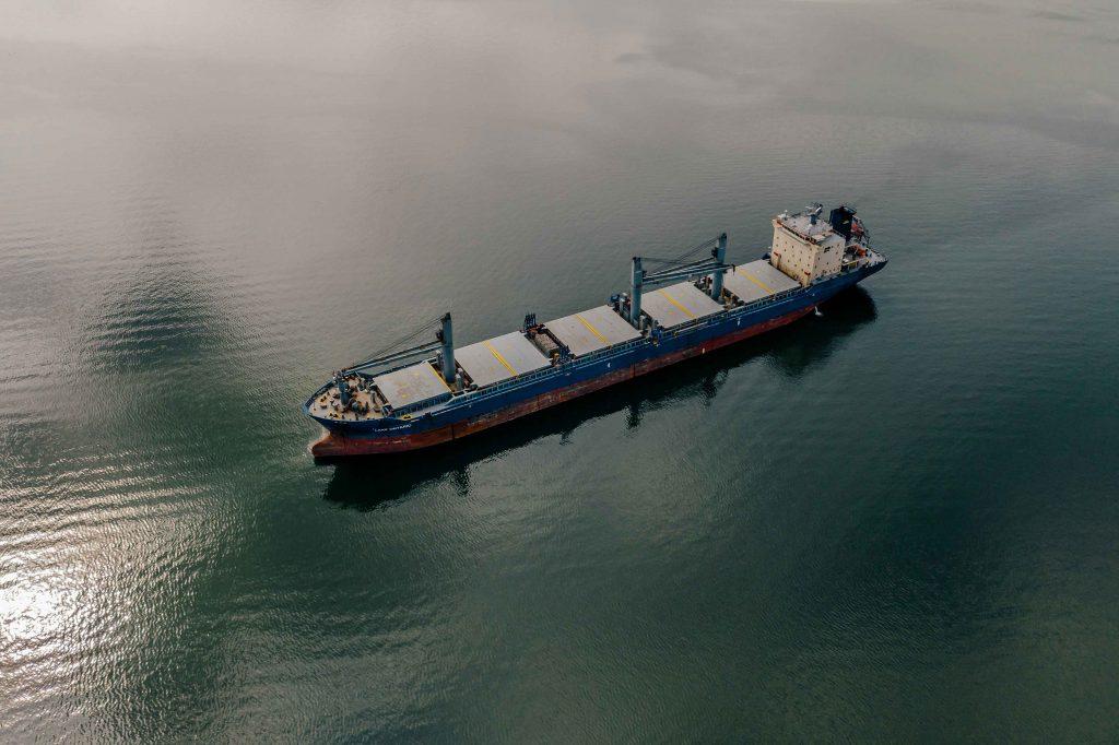 الشحن اللوجستي البحري