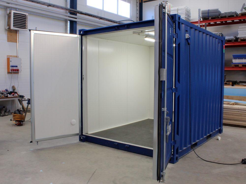 حاويات عازلة للحرارة أنواع الحاويات وشركات الشحن