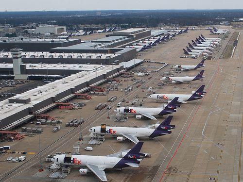 الشحن الجوي أنواع وطرق شحن البضائع