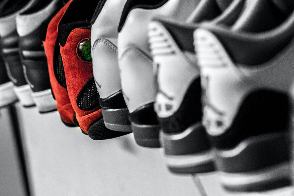 شحن أحذية رياضية من تركيا