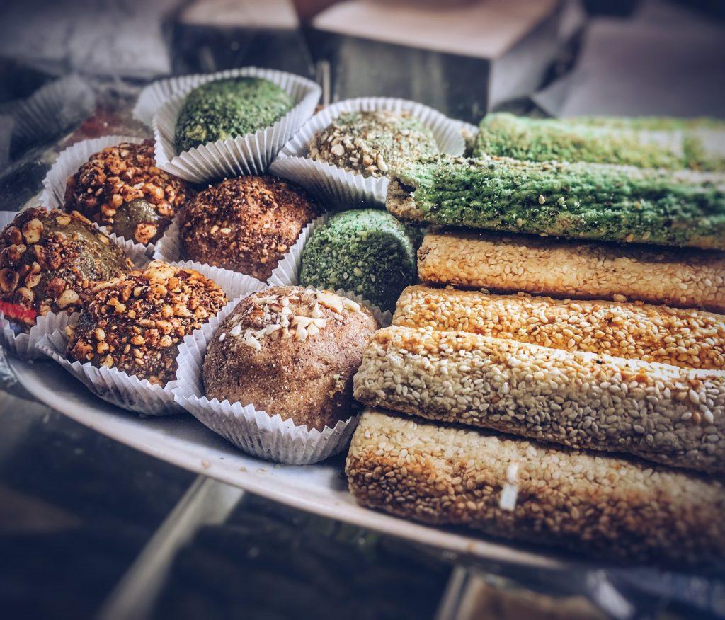 شحن الحلويات التركية من تركيا
